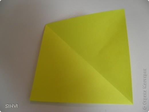 Мастер класс *Origami Aquilegia flower* фото 2