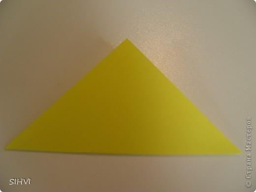 Мастер класс *Origami Aquilegia flower* фото 3