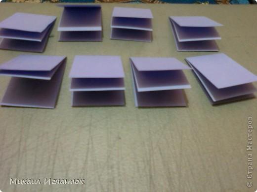 Как то делая оригами я подумал что много времени уходит на разметку и вырезание листочков для модулей и вот такая мысль мне пришла в голову. Для этого нам понадобится: карандаш, линейка, нож (желательно канцелярский) и собственно лист формата А4. фото 9