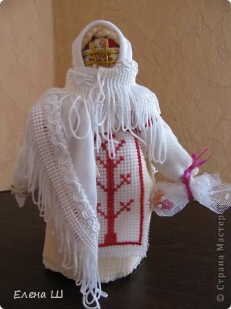 Кукла на Пасху