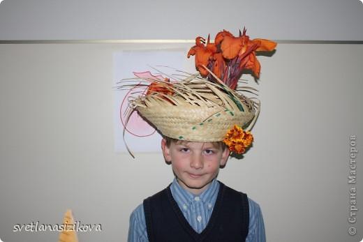 Поделка шляпа своими руками для мальчиков