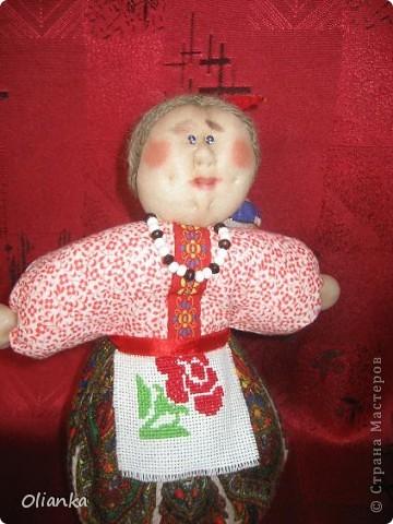 Кукла Трандычиха по МК Ликмы.