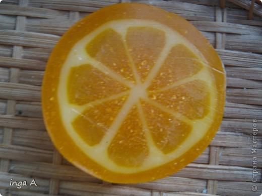 Апельсиновая долька фото 1