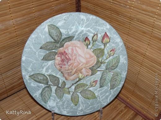 Морозная роза :-))