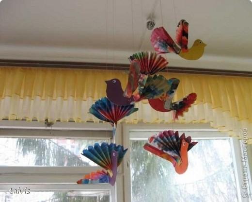 Почти как сказочные птицы. фото 15