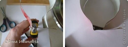 Берем консервную банку (у меня от томатной пасты), открывалкой делаем безопасный край (чтоб не порезаться), вырезаем дно. фото 6