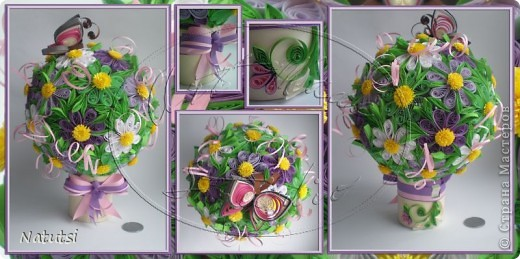 Букетик 1 (56 цветочков) фото 6