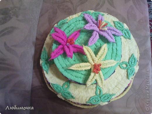 Вот и мой тортик! фото 3