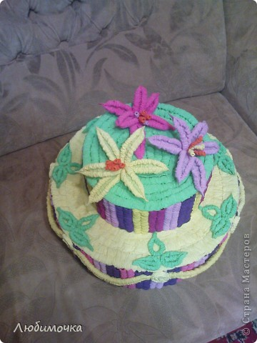 Вот и мой тортик! фото 2