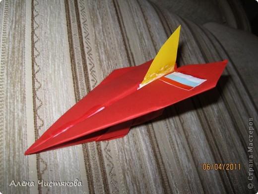 Самолет Глеба