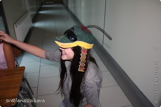 А это участница конкурса из 3 класса Ольга Мороз. фото 13