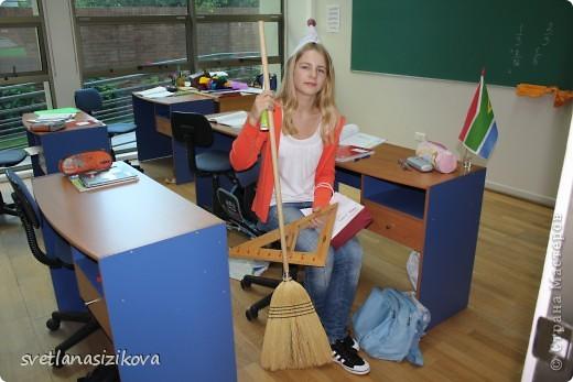 А это участница конкурса из 3 класса Ольга Мороз. фото 6