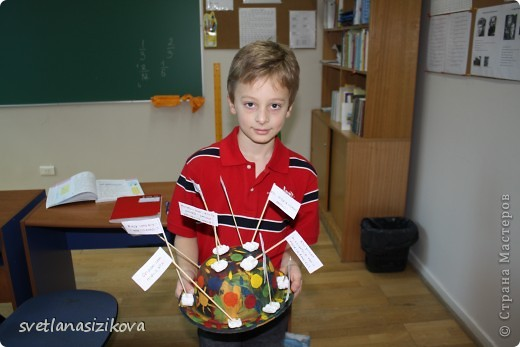 А это участница конкурса из 3 класса Ольга Мороз. фото 18