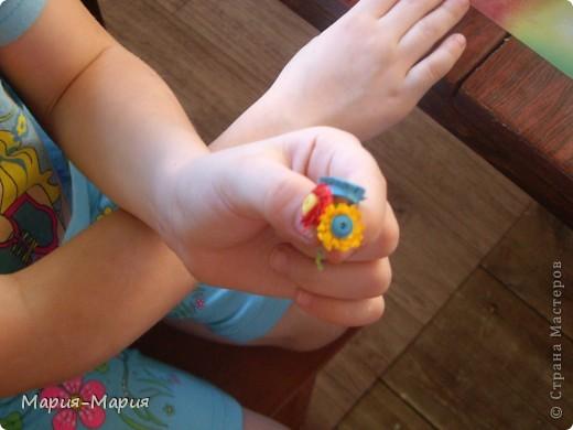 Цветочки от дочки фото 1
