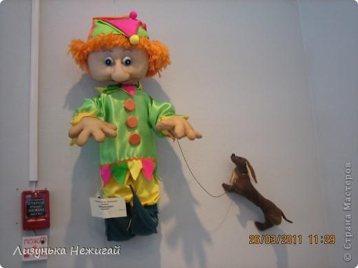 в марте ходили на выставку кукол ручной работы фото 2