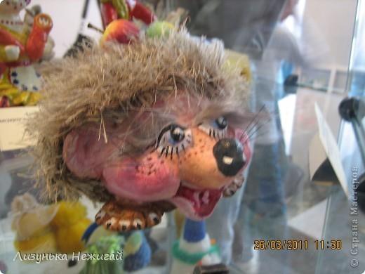 в марте ходили на выставку кукол ручной работы фото 4