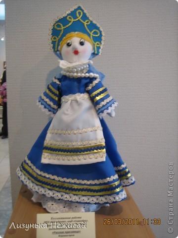 в марте ходили на выставку кукол ручной работы фото 8