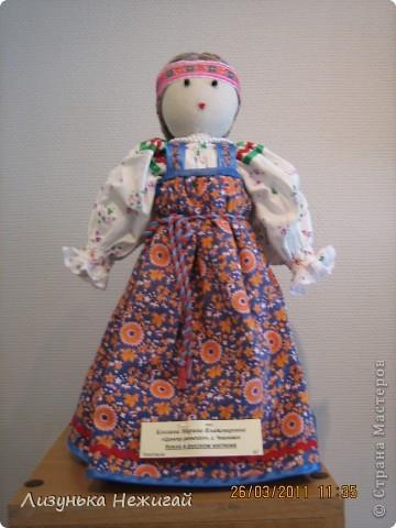 в марте ходили на выставку кукол ручной работы фото 11