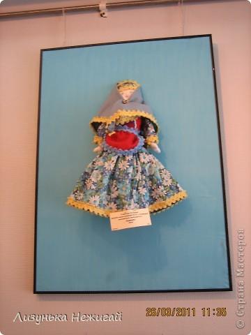 в марте ходили на выставку кукол ручной работы фото 10