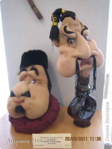 в марте ходили на выставку кукол ручной работы фото 12