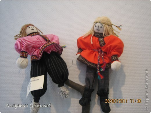 в марте ходили на выставку кукол ручной работы фото 16
