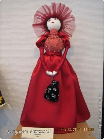 в марте ходили на выставку кукол ручной работы фото 20