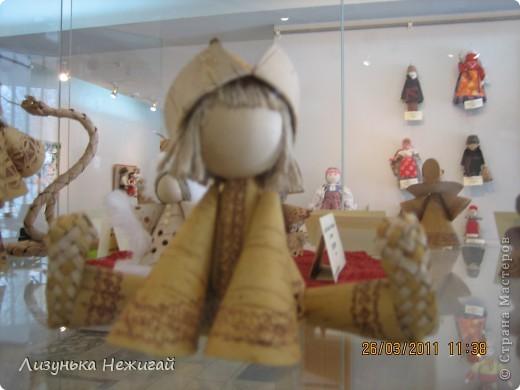 в марте ходили на выставку кукол ручной работы фото 21