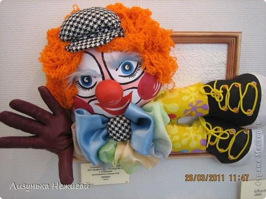 в марте ходили на выставку кукол ручной работы фото 1