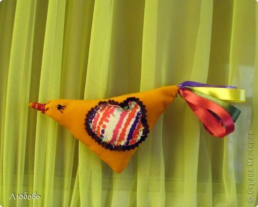 """Очень часто использую в своей работе книгу Галины Дайн """"Детский народный календарь"""". На этот раз я обратила внимание на тряпичных птичек. фото 3"""