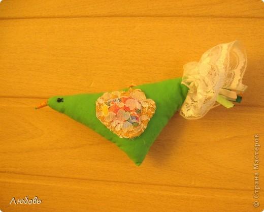 """Очень часто использую в своей работе книгу Галины Дайн """"Детский народный календарь"""". На этот раз я обратила внимание на тряпичных птичек. фото 7"""