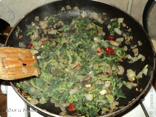 Самостоятельное блюдо или гарнир к тому, что Вы любите. Кстати аромат и вкус напоминает грибочки!  фото 7