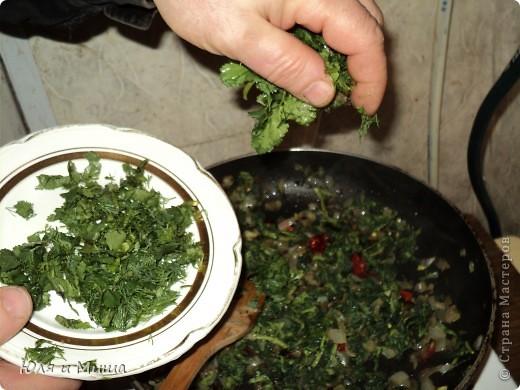 Самостоятельное блюдо или гарнир к тому, что Вы любите. Кстати аромат и вкус напоминает грибочки!  фото 8