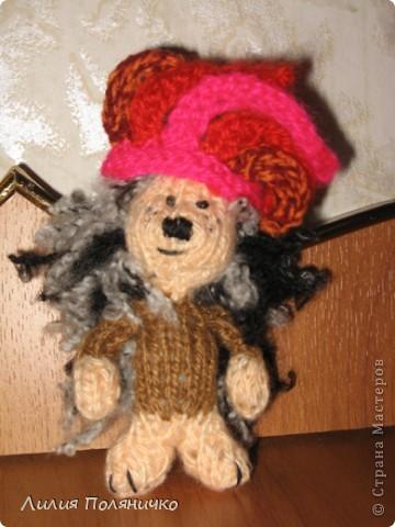 Вот такие чудесные Ёжики связались у меня на он-лайне сайта амигуруми фото 4