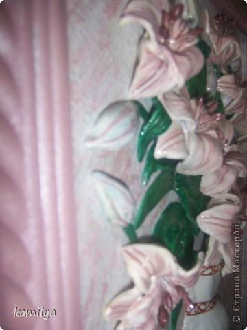 вот такие получились лилии.размер 50-55. фото 3