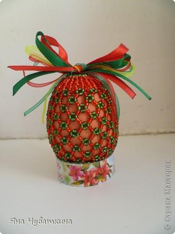 Первое пасхальное яйцо фото 3