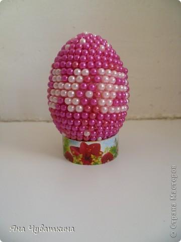 Первое пасхальное яйцо фото 2