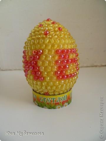 Первое пасхальное яйцо фото 1
