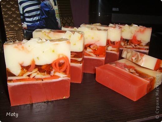 Заводной апельсин: органическая основа, мед, молоко, календула, настойка прополиса, ЭМ апельсина... фото 2