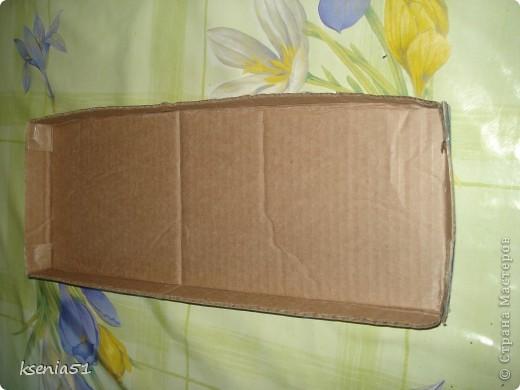 Вот такая коробочка получилась фото 2