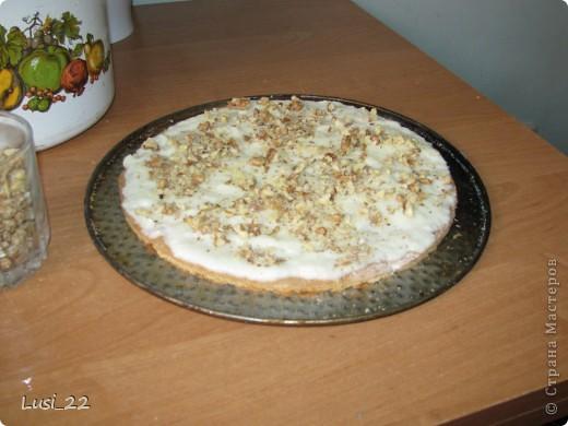 Этот торт внутри медовик. А так как на улице весна, решила оформить в таком духе. фото 40
