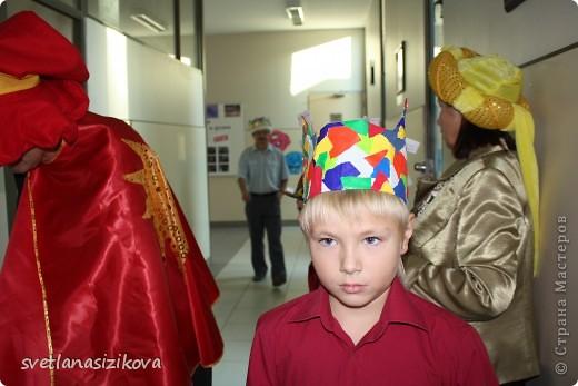 А это участница конкурса из 3 класса Ольга Мороз. фото 28