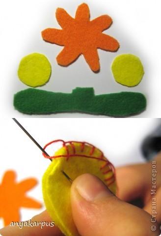 Подруга попросила подкинуть идею с поделкой в школу (девочке 8 лет). Я вспомнила о своих планах пошить тильд к пасхе и предложила ей адаптировать процесс шитья к детскому творчеству. Вот что у нас получилось: Это шила моя дочь Катя (9 лет) фото 9