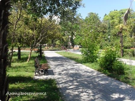 """Абхазия - страна души (""""Апсны""""). Эта страна с прекрасным климатом и пейзажем, интересными достопримечательностями. Абхазия поражает своей буйной и разнообразной растительностью. 2-3 ее территории занимают горы. фото 7"""