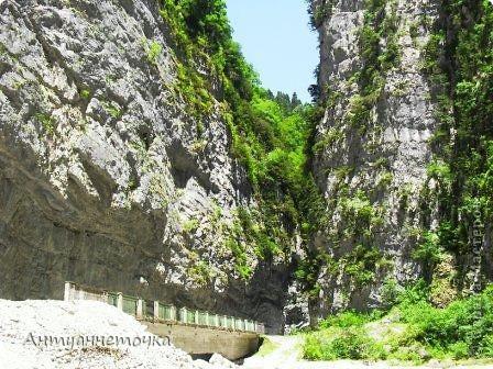 """Абхазия - страна души (""""Апсны""""). Эта страна с прекрасным климатом и пейзажем, интересными достопримечательностями. Абхазия поражает своей буйной и разнообразной растительностью. 2-3 ее территории занимают горы. фото 55"""