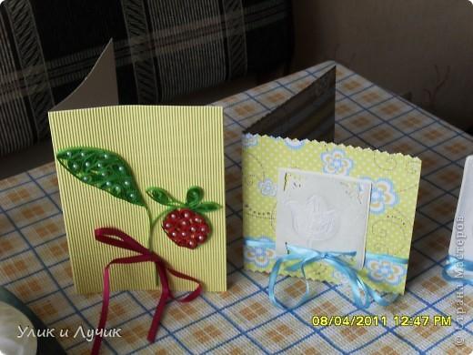 открытки -проба пера фото 1