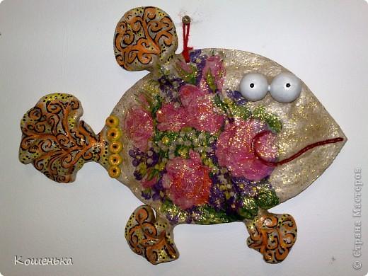 рыбка золотая - загадывайте желание))))