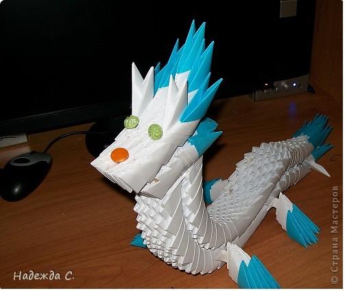 Я открою Вам секрет, Моей внучке девять лет, Любим с нею мы творить Оригами мастерить. фото 2