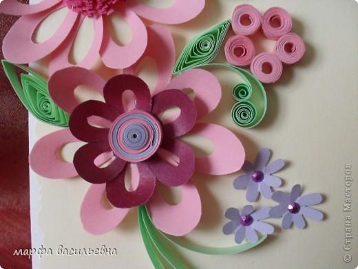 Захотелось придумать что-то новое,вот получились такие цветочки. фото 3