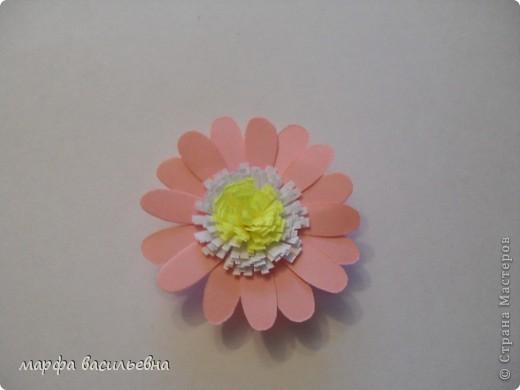 Захотелось придумать что-то новое,вот получились такие цветочки. фото 13