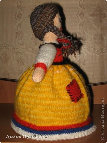 Кукла перевёртыш Золушка фото 2